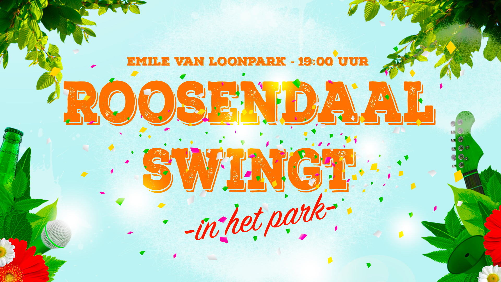 Roosendaal swingt